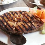 Grilled fish - If you don't eat meat, you might get tired of this fish