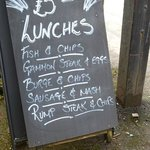 Lunch specials at £5