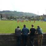 Matlock vs Buxton with Riber Castle in the background