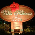 Photo de Hotel Villa Hibiscus