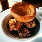 Beef Sunday roast