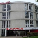 Photo de Olivarius Apart'hotel Cergy