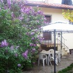 Foto de La Pietra Grezza Bed & Breakfast