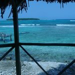 Foto van Long Caye Resort