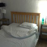 Double bed room in top house