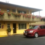 Photo de BEST WESTERN Carmel's Town House Lodge