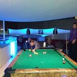 Traders hotel, outdoors, shooting pool