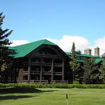 Photo de Glacier Park Lodge