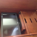 Dusty dresser/ TV cabinet
