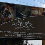 Foto de Askari Game Lodge
