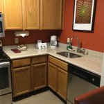Nice granite countertops