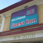 Hollywood Guest Inn resmi