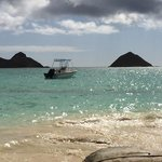 Lovely Lanikai Beach.  5/14