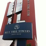 Φωτογραφία: Blue Tree Towers Joinville