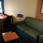 Fairfield Inn & Suites Charlotte Matthews照片