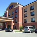 Fairfield Inn & Suites Charlotte Matthews resmi