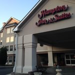 Photo de Hampton Inn and Suites Chapel Hill / Durham Area