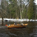 Pere Marquette River Lodge照片