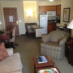 صورة فوتوغرافية لـ ‪Staybridge Suites Charlotte Ballantyne‬