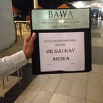 Hotel Bawa International resmi