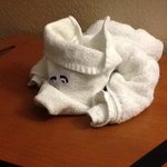 Cute animal towels