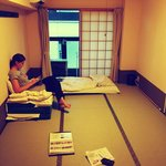 Foto Backpacker's Ryokan Budget Inn