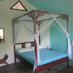our huts double room