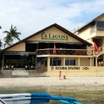 Foto de La Laguna Beach Club & Dive Centre