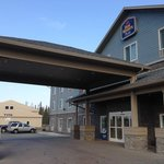 BEST WESTERN PLUS Chena River Lodge resmi