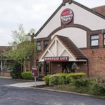 Brewers Fayre next door