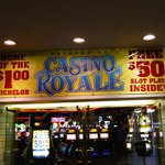 BEST WESTERN PLUS Casino Royale resmi