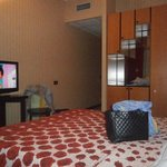 our room with LCD tv
