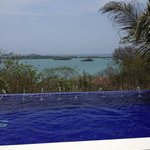 Foto de Agua Bed & Breakfast - Baru Island