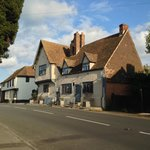 The Dog Inn at Wingham resmi