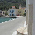 the ferry over to Kastellorizo was easy from Kas