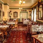 Quaint setting in the Dining Room