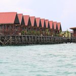 Foto van Uncle Chang's Sipadan Mabul Dive Lodge