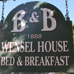 Foto di 1888 Wensel House Bed and Breakfast