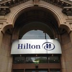 Hilton London Hyde Park resmi
