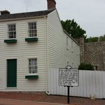 Mark Twain's boyhood home