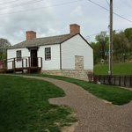 Huck Finn's Home (near Twain's boyhood home)