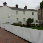 Another view of Mark Twain's boyhood home