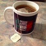 Enjoying a fantastic cup of Numi Organic Tea!!