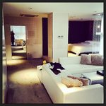 Mon immense chambre so penthouse new yorkais!��