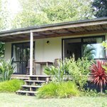 Foto de Wharepuke Subtropical Accommodation