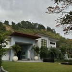 The Haven Hotel and Spa resmi