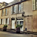 Foto van Logis Les Remparts -  Bed and Breakfast