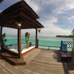 Foto di Mabul Water Bungalows