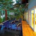 صورة فوتوغرافية لـ ‪Punnpreeda Pool Villa Beachfront‬
