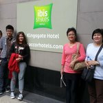 ibis Styles Kings